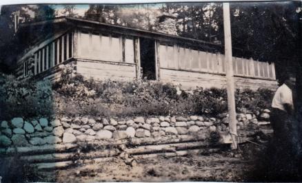1937 cabin in Alaska