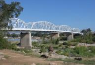 Bridge at the Llano River.